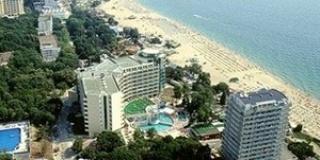 Золотые пески – самый популярный морской курорт